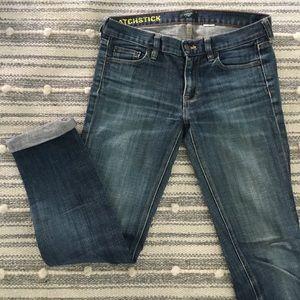 J. Crew- Jeans